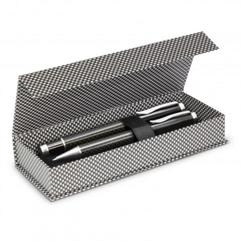 108792 2 carbon fibre gift bo