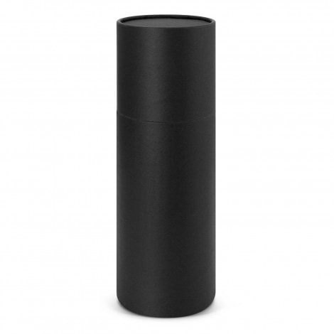 115748 7 black gift tube
