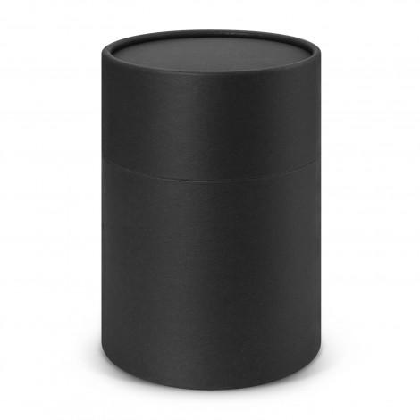 117372 21 black gift tube