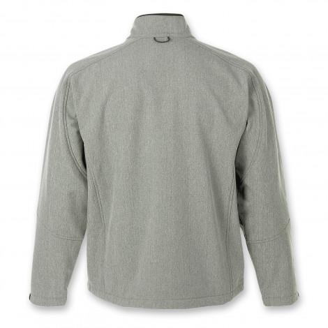 118089 3 grey melange back